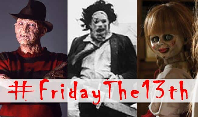 #FridayThe13th injects fear ahead of Valentine's Day