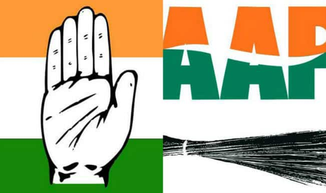 Politics of revenge will backfire: Congress to AAP