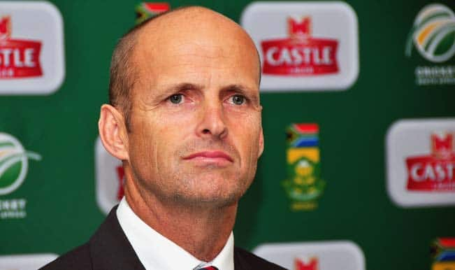 Gary Kirsten believes in India's chances of retaining ICC Cricket World Cup trophy