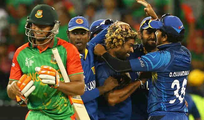Sri Lanka Vs Bangladesh 2015 Cricket World Cup SL Register Impressive 92 Run Win Over BAN