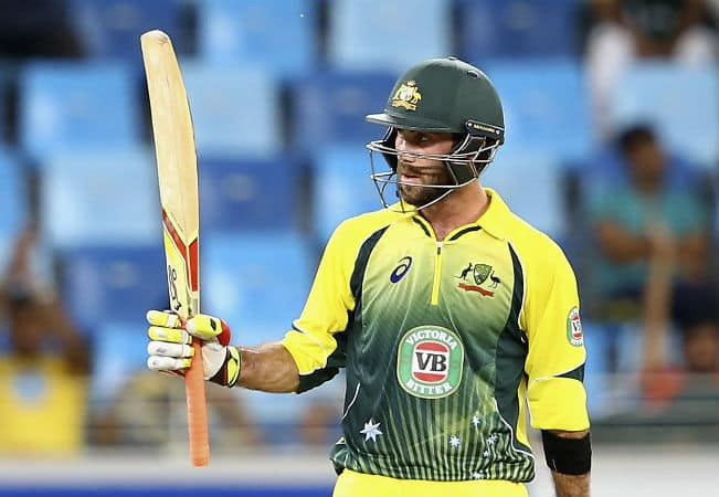 India vs Australia ICC Cricket World Cup 2015 Warm-up Match 1:Glenn Maxwell, David Warner's blazing tons guide hosts to whopping 106-run win
