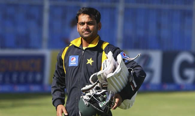 Mohammad Hafeez out of Pakistan's squad for ICC Cricket World Cup 2015
