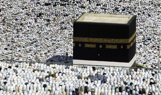 136,020 Indians to perform Haj in 2015, quota remains same