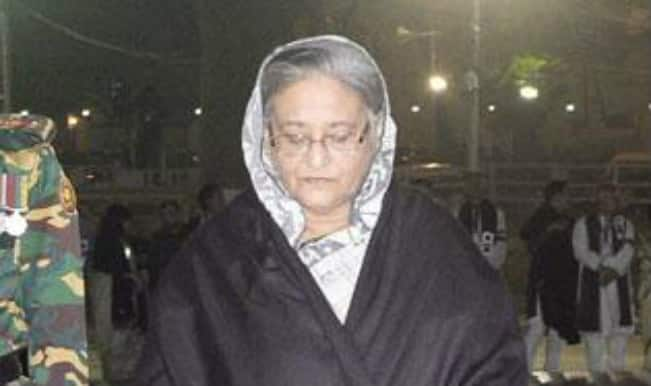 Khaleda Zia harbouring false hopes to unseat Government through army: Sheikh Hasina