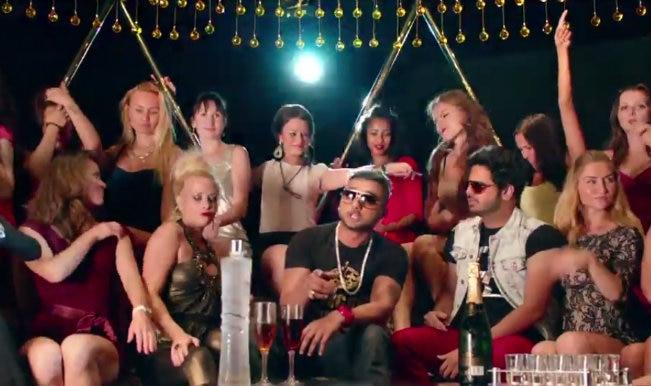 Diliwaali Zaalim Girlfriend song Birthday Bash: Yo Yo Honey Singh dishes out yet another chartbuster!