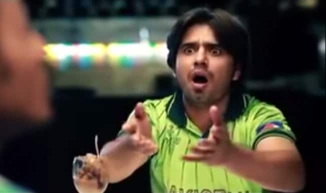 India vs Pakistan: Terrorist reference is humour in Pakistan, apparently