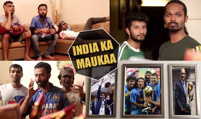India vs South Africa Mauka response video: IND mock SA after 'The Elusive Mauka' ICC World Cup promotional ad