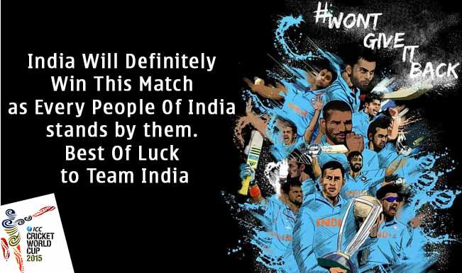best messages cricket match