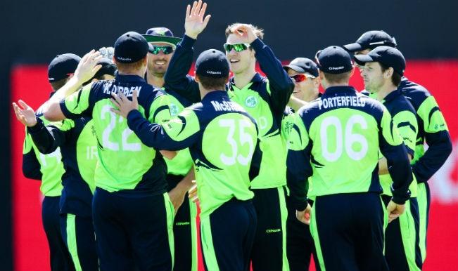 आयसीसी क्रिकेट विश्व कप २०१५ : आयरलैंड ने किया उलटफेर, वेस्टइंडीज को हराया