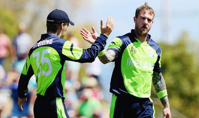 Ireland vs United Arab Emirates, ICC Cricket World Cup 2015, Match 16 Toss Report & Playing XI: IRE win toss, elect to bowl against UAE
