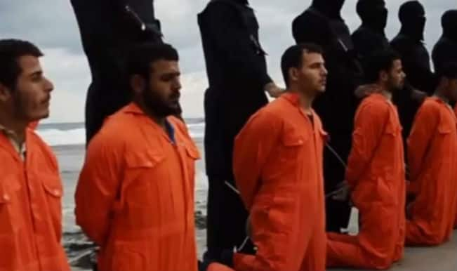 Shocking: IS video shows beheading of 21 Egyptians in Libya (Watch video)
