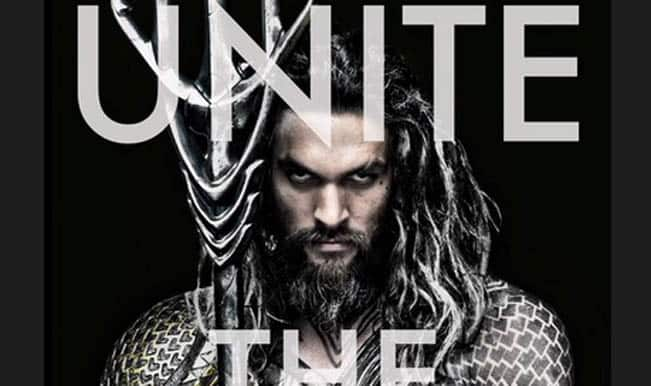 Aquaman avatar of Jason Momoa tweeted by Zack Snyder, director of Batman vs Superman