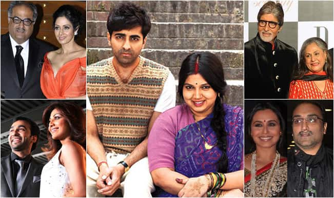 Dum Laga Ke Haisha: Top 5 odd celebrity couples in B-town who proved love comes in all shapes and sizes!