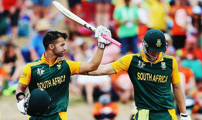 Cricket Highlights: Watch South Africa vs Zimbabwe ICC Cricket World Cup 2015 Full Video Highlights