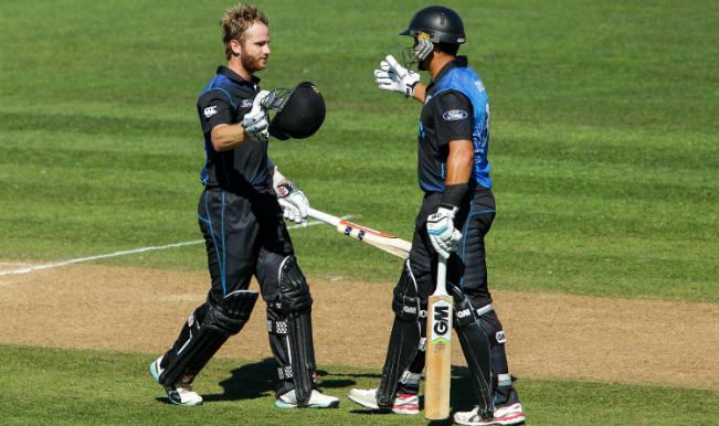 Pakistan vs New Zealand 2nd ODI: Kane Williamson, Ross Taylor score ton as Kiwis reach 369/5