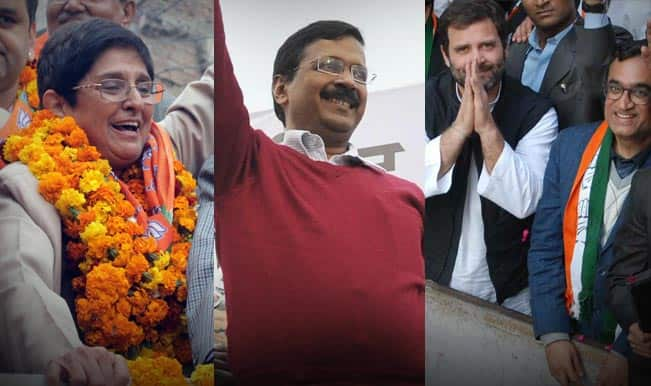 Delhi Assembly Elections 2015: Stage set for polling in Delhi