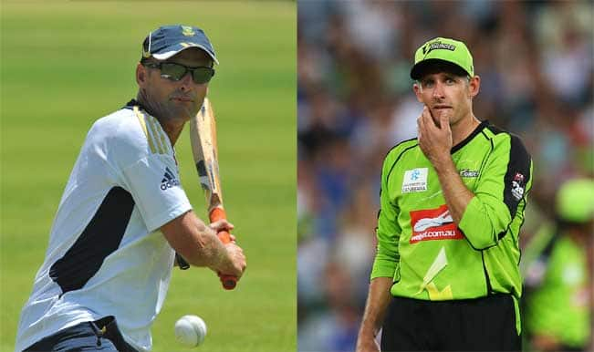 ICC Cricket World Cup 2015: Can Gary Kirsten and Mike Hussey's advisory roles improve South Africa's fortunes?