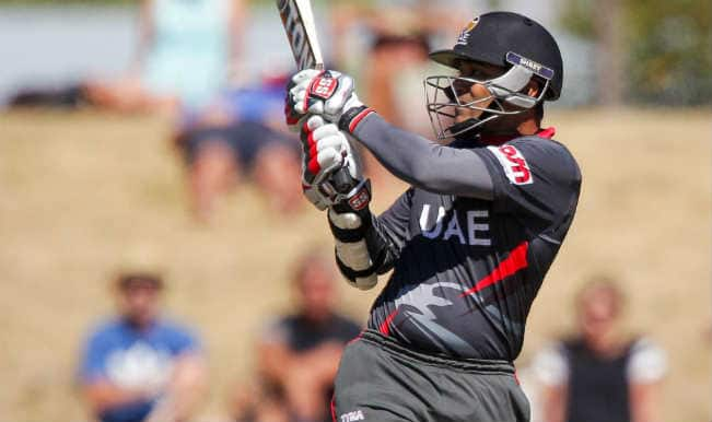 Khurram Khan OUT! Zimbabwe vs United Arab Emirates, ICC Cricket World Cup 2015 – Watch Full Video Highlights of the wicket
