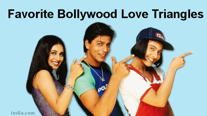 Top 10 Bollywood Movie Love Triangles