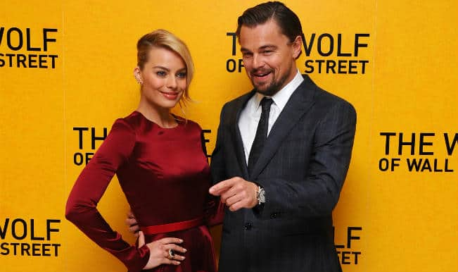 Margot Robbie slapped Leonardo DiCaprio during The Wolf of Wall Street audition