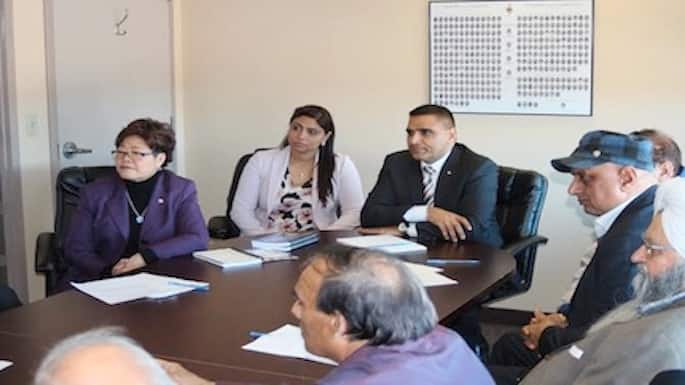 MP Parm Gill Hosts Roundtable to Develop New Initiatives to Aid Immigrants and Seniors