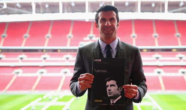 Luis Figo pitches overhaul of FIFA World Cup in Presidency pitch