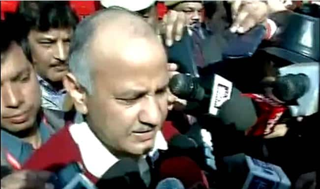 Manish Sisodia wants to compete with central government on good governance post Delhi Assembly Elections victory! Watch Zee News video