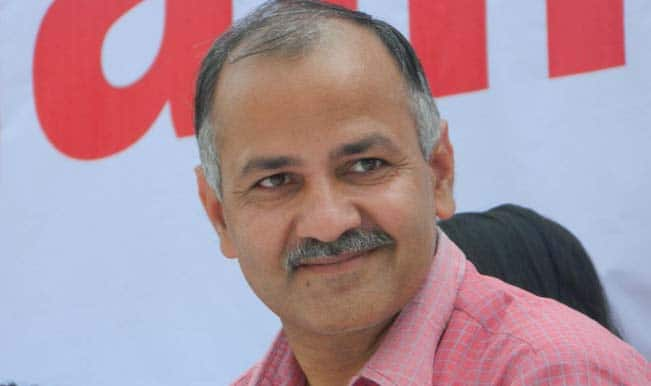 New Delhi, Feb 23: Delhi's Deputy Chief Minister Manish Sisodia will occupy a bungalow that once used to be the official residence of then Chief Minister ... - manish-sisodia7