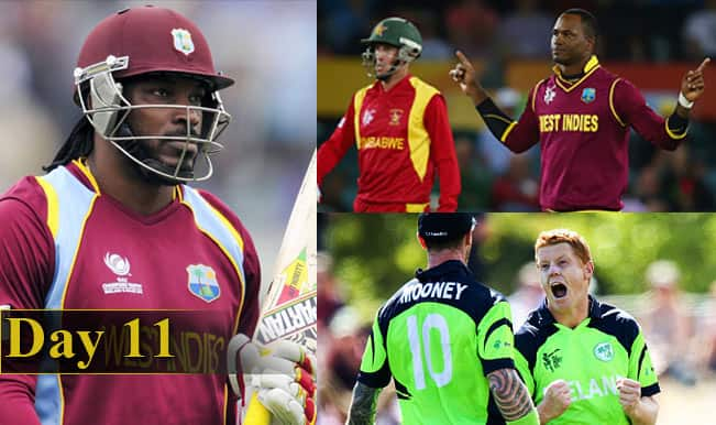2015 Cricket World Cup Day 11: Highlights, Points Table and Schedule for upcoming matches of WC 2015