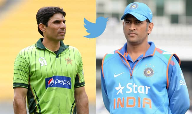 India vs Pakistan 2015: ICC Cricket World Cup Clash takes rivalry between IND & PAK on Twitter battlefield!