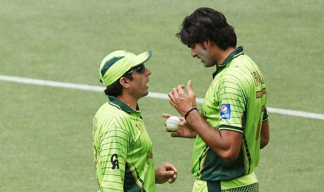 Mohammad Irfan controversially bowls 2 beamers – Was it a right call by the umpire in India vs Pakistan World Cup match: Watch Full Video Highlights