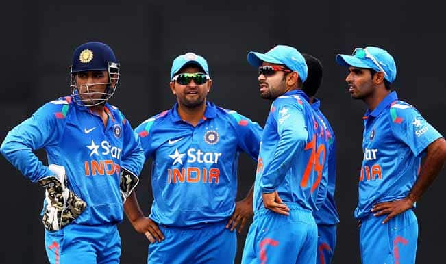 Live Cricket Score Updates India vs Afghanistan, ICC Cricket World Cup 2015 Warm-up Match 7: IND beat AFG by 153 runs