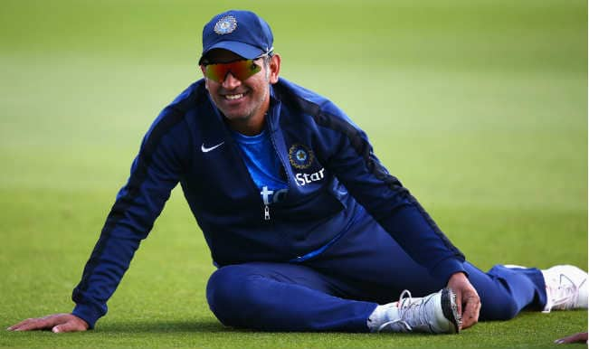 MS Dhoni wants you to devote time to fitness – Watch Video