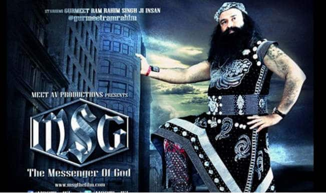 MSG: The Messenger Of God releases; protests in Haryana