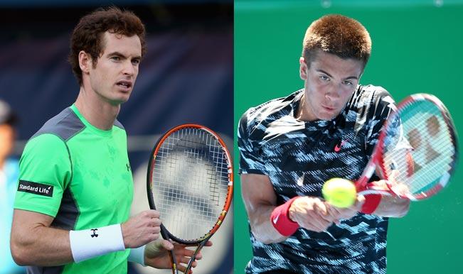 Andy Murray vs Borna Coric, Dubai Duty Free Tennis Championships 2015 quarterfinal: Free Live Streaming and Telecast