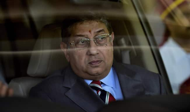 BCCI plan legal action against Aditya Verma for maligning N Srinivasan