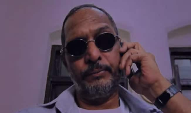 Nana Patekar: I don't get along with money-minded people