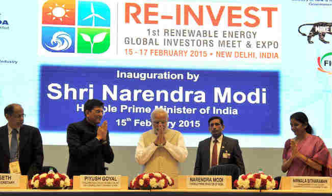 भारत के पास ग्लोबल वार्मिग से निपटने का रास्ता : नरेंद्र मोदी