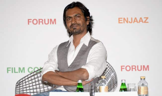 Nawazuddin Siddiqui wants to dance around trees