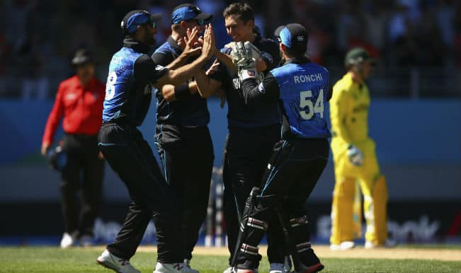 New Zealand vs Australia, ICC Cricket World Cup 2015: Trent Boult's five wicket haul among Top 3 highlights of NZ vs AUS