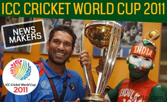 ICC Cricket World Cup 2011: Virat Kohli's arrival, MS Dhoni's winning SIX among magical moments of CWC 2011