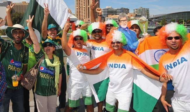India vs Pakistan, ICC Cricket World Cup 2015: #IndvsPak clash fuels social media frenzy!