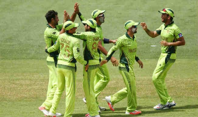 Pakistan vs West Indies, ICC Cricket World Cup 2015 Group B, Match 10: Live Scoreboard and ball-by-ball updates