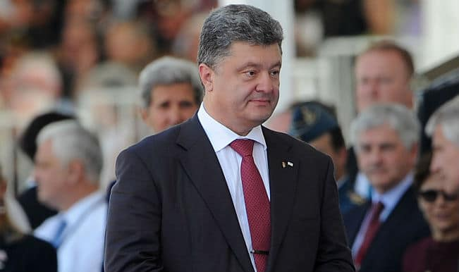 Ukraine leader says troop deaths 'serious breach' of truce