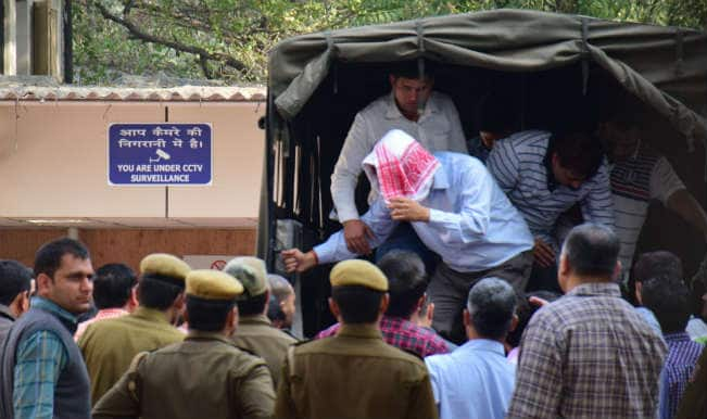 Corporate espionage: Court sends four to jail till March 6
