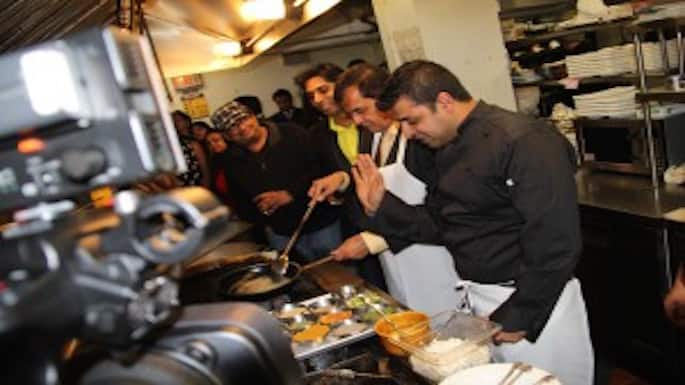 Biryani Festival Marks the Launch of Food Service Company at Awadh Restaurant