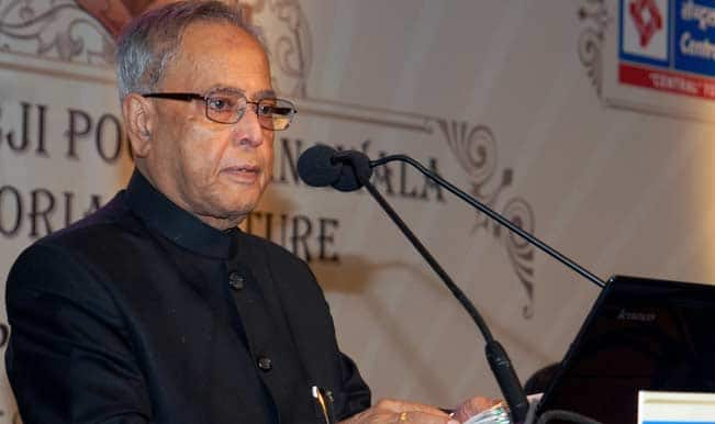 President Pranab Mukherjeee: Banks opened 13.2 crore new accounts under Jan Dhan Yojana