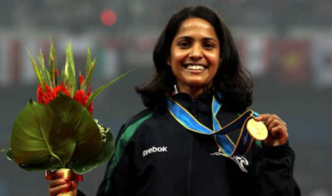 National Games 2015: Preeja Sreedharan to retire post Games for more family time