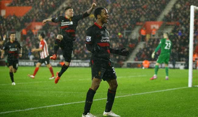 Barclays Premier League 2014-15: Liverpool blow top four race open with 2-0 win over Southampton