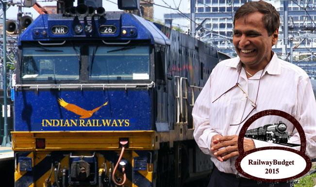 गुरूवार को खुलेगा रेल मंत्री का पिटारा, कर सकते हैं बड़े एलान